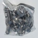 BOLT AND NUT SET 150x150 - SPARE PARTS FOR AERATORS