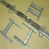 FRAME SET FOR AERATORS - SPARE PARTS FOR AERATORS