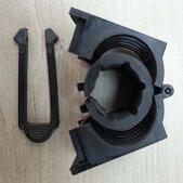 RUBBER BEARING AND WRAP 2 - SPARE PARTS FOR AERATORS