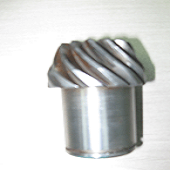TAIWANESE HELICAL BEVEL PINION - SPARE PARTS FOR AERATORS